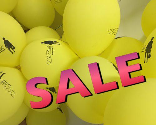 Sale van start