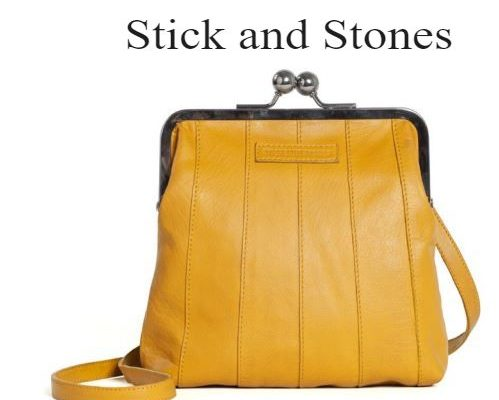 Sticks and Stones tassen
