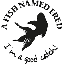 logo A-Fish-Named-Fred
