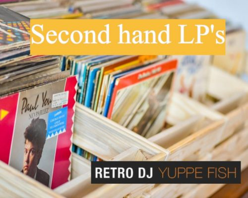 Second Hand LP's