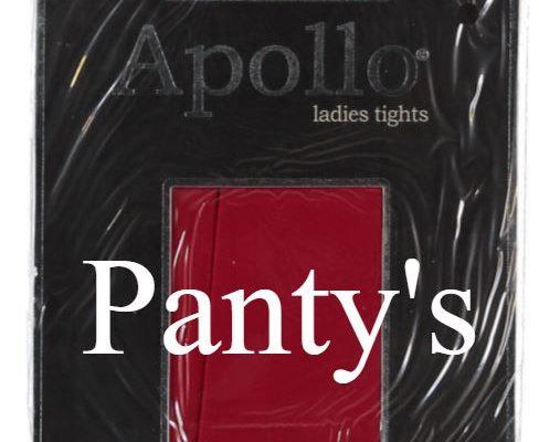 Apollo Panty's